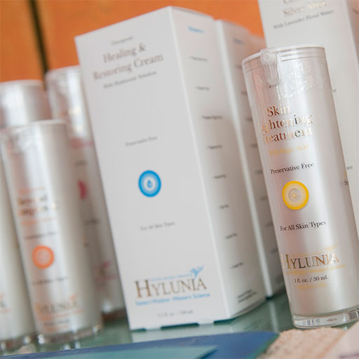 Hylunia Skin Care Products