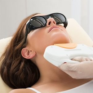 IPL Sublative Skin Rejuvenation Face Neck