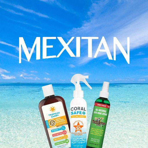 Mexitan Sun Protection Products