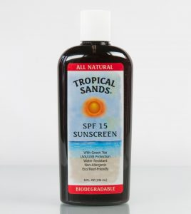 Mexitan Tropical Sands SPF 15 Suncreen